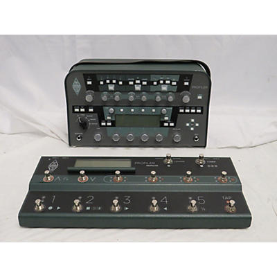 Kemper Profiler Profiler Head Non Powered With Remote Solid State Guitar Amp Head