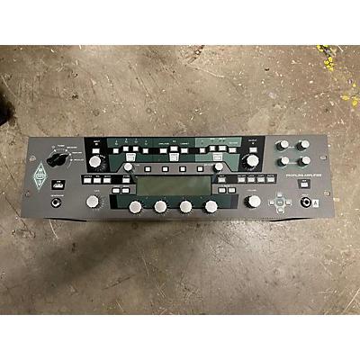 Kemper Profiler Rack Non Powered Solid State Guitar Amp Head