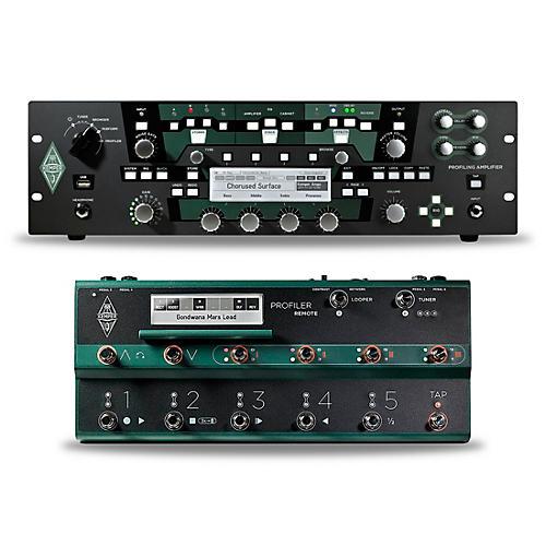 Kemper Profiler Rack Rackmount Guitar Amplifier with Remote