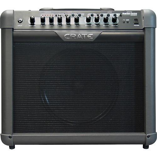 crate profiler series model 60 mlx60 60w 1x12 guitar combo amp musician 39 s friend. Black Bedroom Furniture Sets. Home Design Ideas