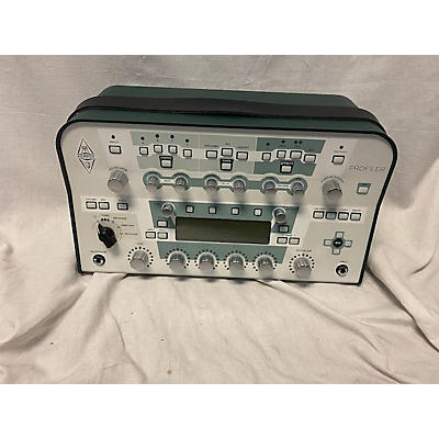 Kemper Profiling Amplifier Non Powered With Remote And Expression Pedal Solid State Guitar Amp Head