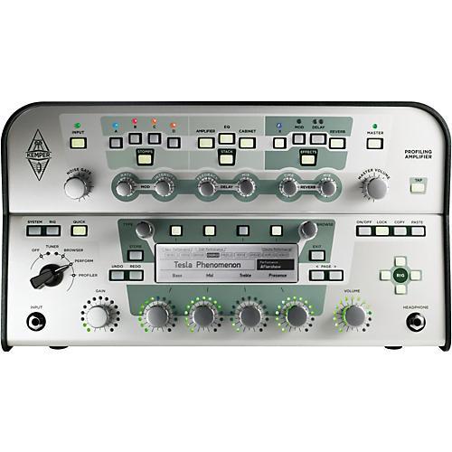 Kemper Profiling Amplifier White