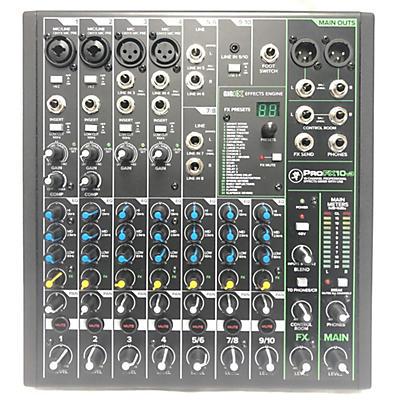 Mackie Profx10 Powered Mixer