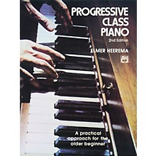 Alfred Progressive Class Piano