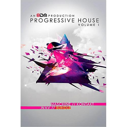 8DM Progressive House Vol 1 Bundle (Wav/Kontakt/Maschine)
