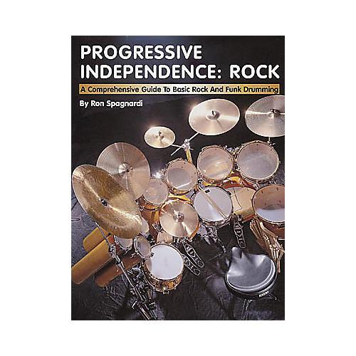 Hal Leonard Progressive Independence: Rock Book