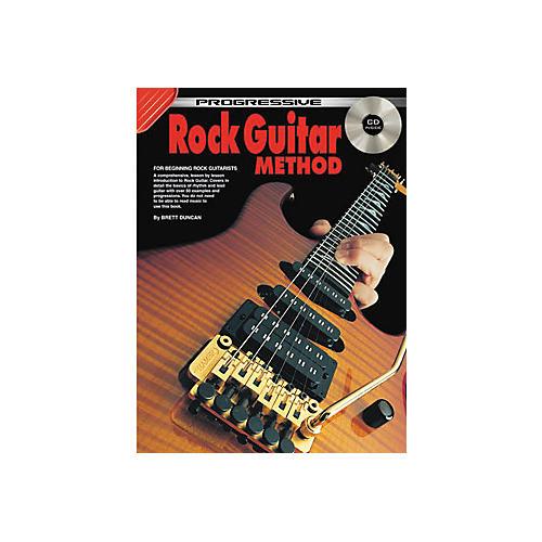 Koala Music Progressive Rock Guitar Method (Book/CD)