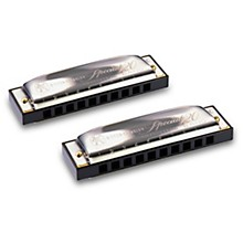 Progressive Series 560 Special 20 Harmonica (2-Pack) C#/Db