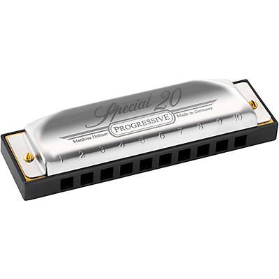 Hohner Progressive Series 560 Special 20 Harmonica