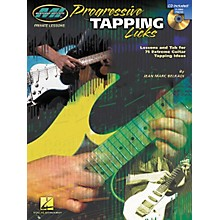Musicians Institute Progressive Tapping Licks (Book/CD)
