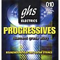 GHS Progressives Electric Guitar Strings Light thumbnail
