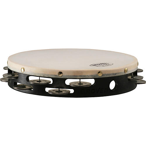 Grover Pro Projection-Plus Double-Row Silver / Bronze Combo Tambourine