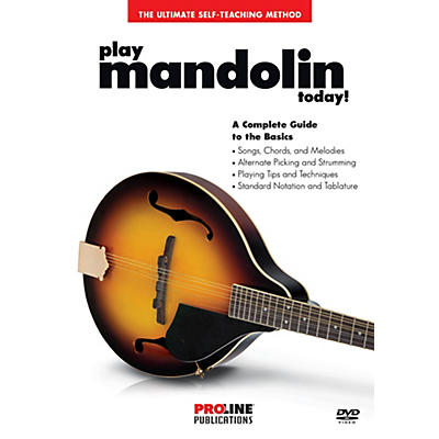 Proline Proline - Play Mandolin Today DVD