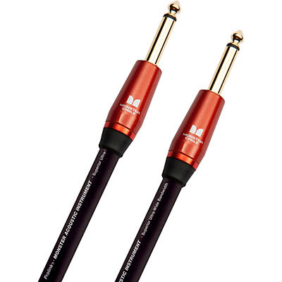 Monster Cable Prolink Acoustic Pro Audio Instrument Cable
