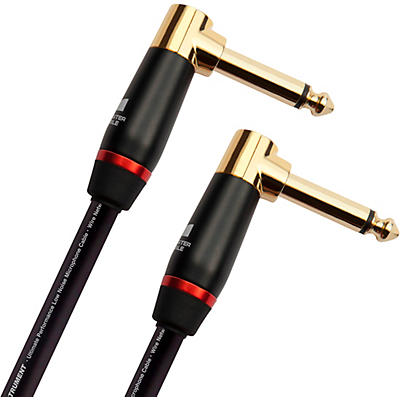 Monster Cable Prolink Bass Instrument Cable Right Angle to Right Angle