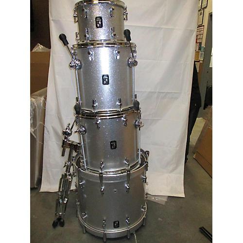 SONOR Prolite Drum Kit Silver Sparkle