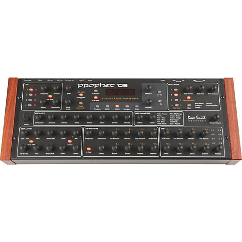 dave smith instruments prophet 39 08 pe synth module musician 39 s friend. Black Bedroom Furniture Sets. Home Design Ideas