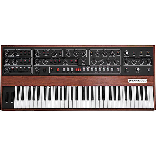 Sequential Prophet-10 10-Voice Polyphonic Analog Synthesizer