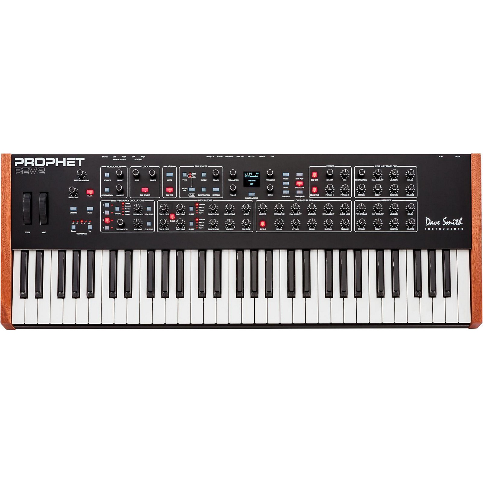 Sequential Prophet Rev2 Synthesizer