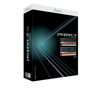 Arturia Prophet V Software Download