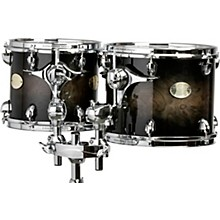 Prophonic Series Double-Headed Concert Tom 6 x 8 in. Black Dawn