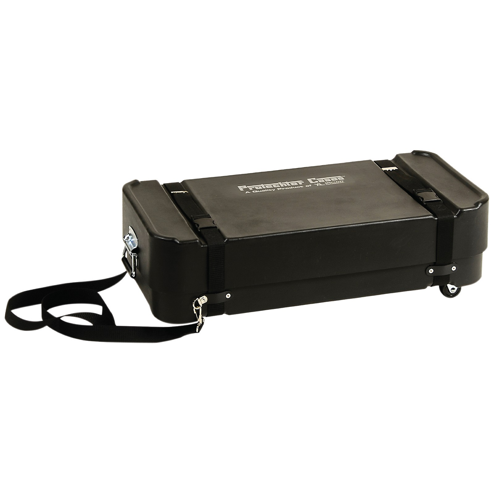 Protechtor Cases Protechtor Classic Super Ultra Compact Accessory Case with Wheels