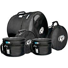 Protection Racket Drum Gig Bag Sets 10x8, 12x9, 14x12, 14x5.5, 22x18 in. Black