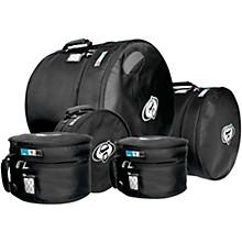 Protection Racket Drum Gig Bag Sets 10x8, 12x9, 16x16, 14X6.5, 22x18 in. Black