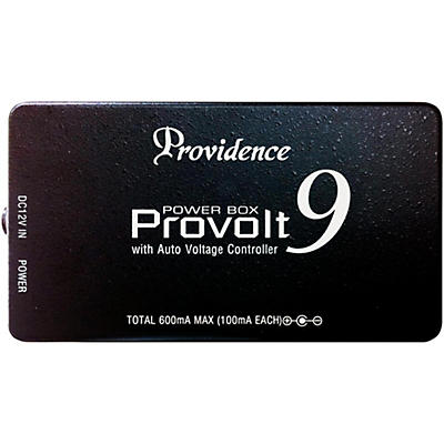 Providence Provolt 9 - 9 Volt Power Supply