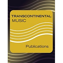 Transcontinental Music Psalm 150 (Hal'luyah) SATB Composed by Erik Contzius