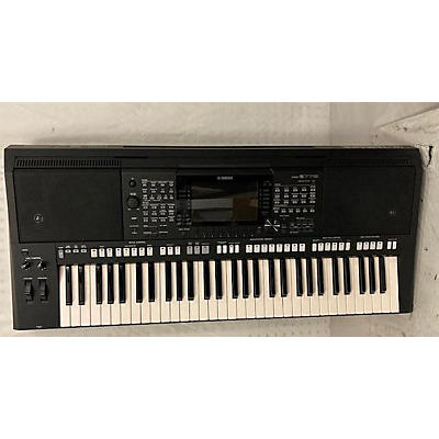Yamaha Psrs775 Keyboard Workstation