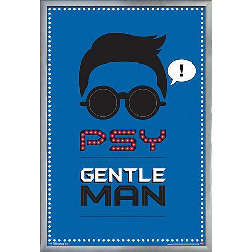 Trends International Psy - Gentlemen Poster