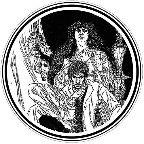 Alliance Psychic TV - Allegory & Self (White Vinyl)