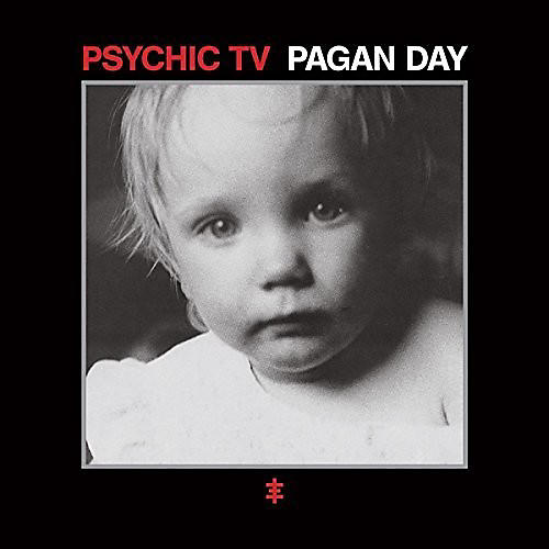 Alliance Psychic TV - Pagan Day (Red Vinyl)