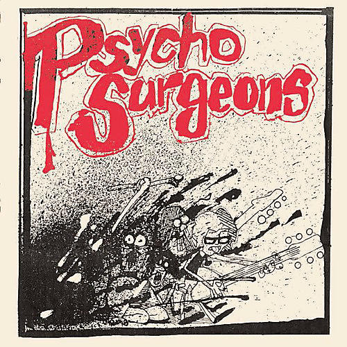 Alliance Psycho-Surgeons - Crush on You / Falling Apart