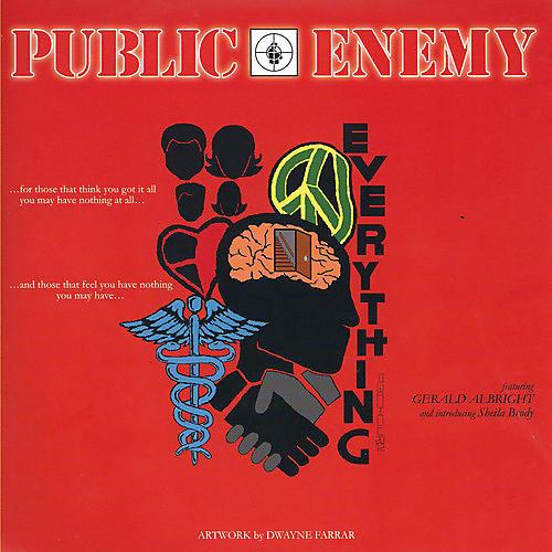 Alliance Public Enemy - Everything / I Shall Not Be Moved