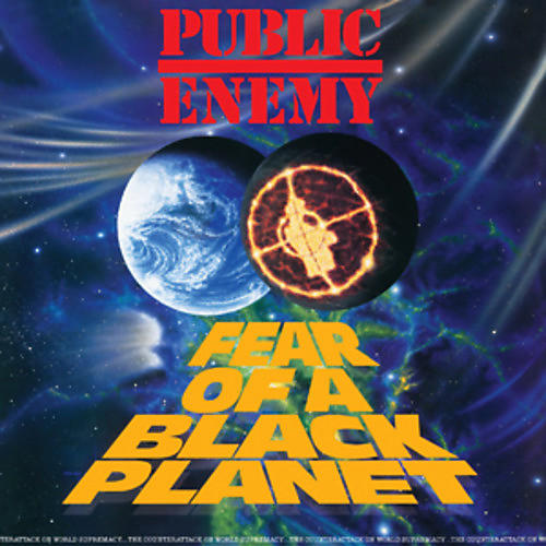 Alliance Public Enemy - Fear of a Black Planet
