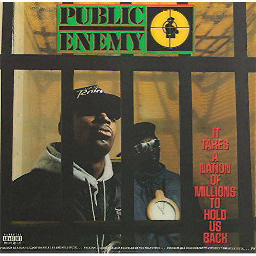 Alliance Public Enemy - It Takes a Nation of Millions to Hold Us Back