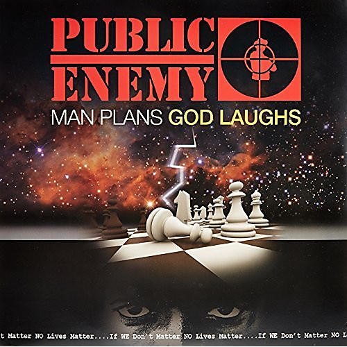 Alliance Public Enemy - Man Plans God Laughs