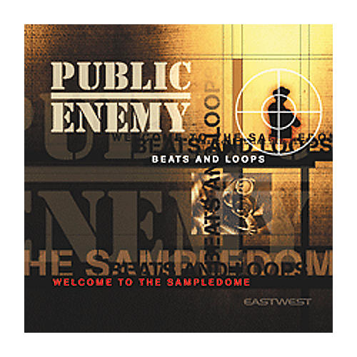 EastWest Public Enemy - Welcome to the Sampledome