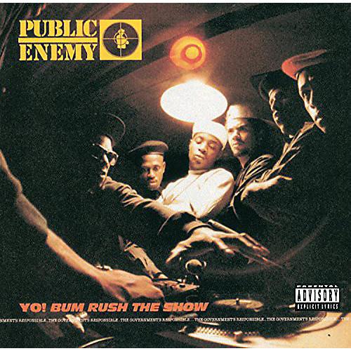Alliance Public Enemy - Yo Bum Rush the Show