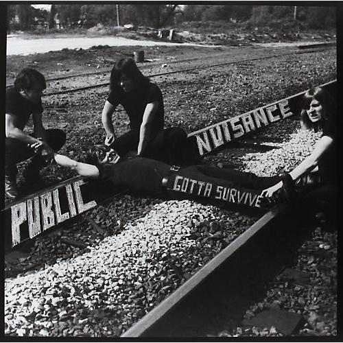 Alliance Public Nuisance - Gotta Survive