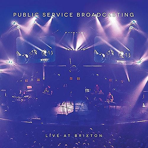 Alliance Public Service Broadcasting - Live At Brixton