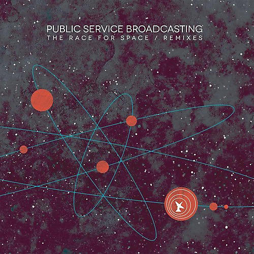 Alliance Public Service Broadcasting - Race For Space / Remixes
