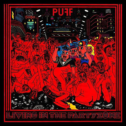 Alliance Puff - Living In The Partyzone