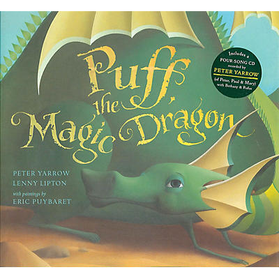 Music Sales Puff the Magic Dragon Music Sales America Series Softcover with CD