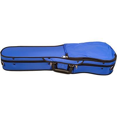 Bobelock Puffy Style Shaped Woodshell Suspension Violin Case