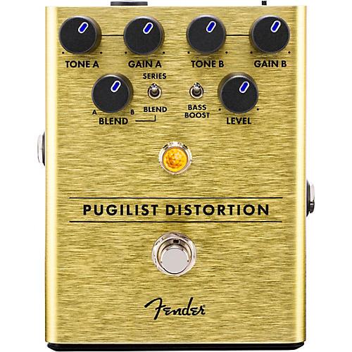 Fender Pugilist Distortion Effects Pedal