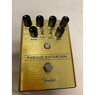 Fender Pugilist Distortion Pedal Effect Pedal