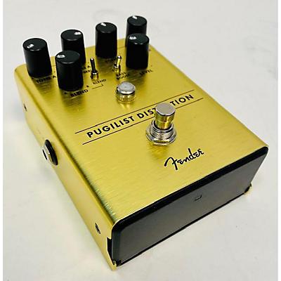 Fender Puglist Distortion Effect Pedal